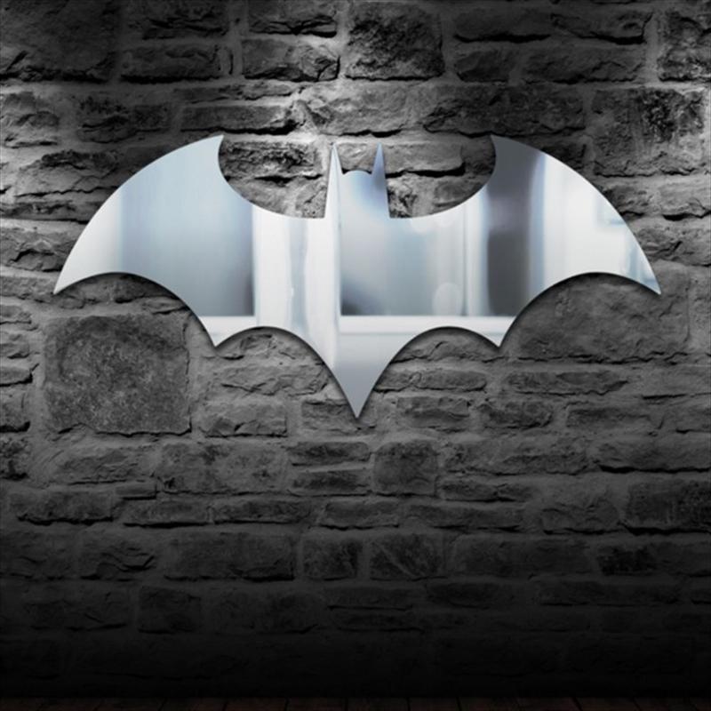 Batman Logo Mirror | Homewares