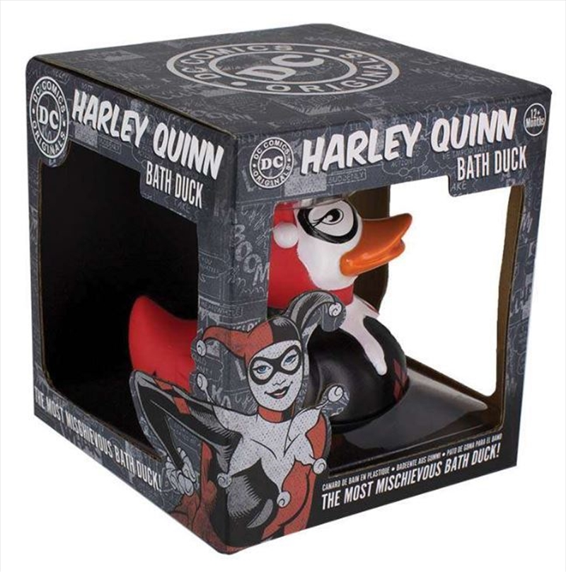 Batman Harley Quinn Bath Duck | Homewares