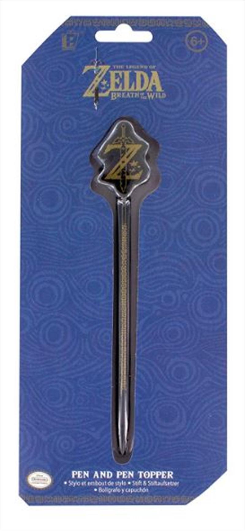 Legend Of Zelda Master Sword Pen | Merchandise