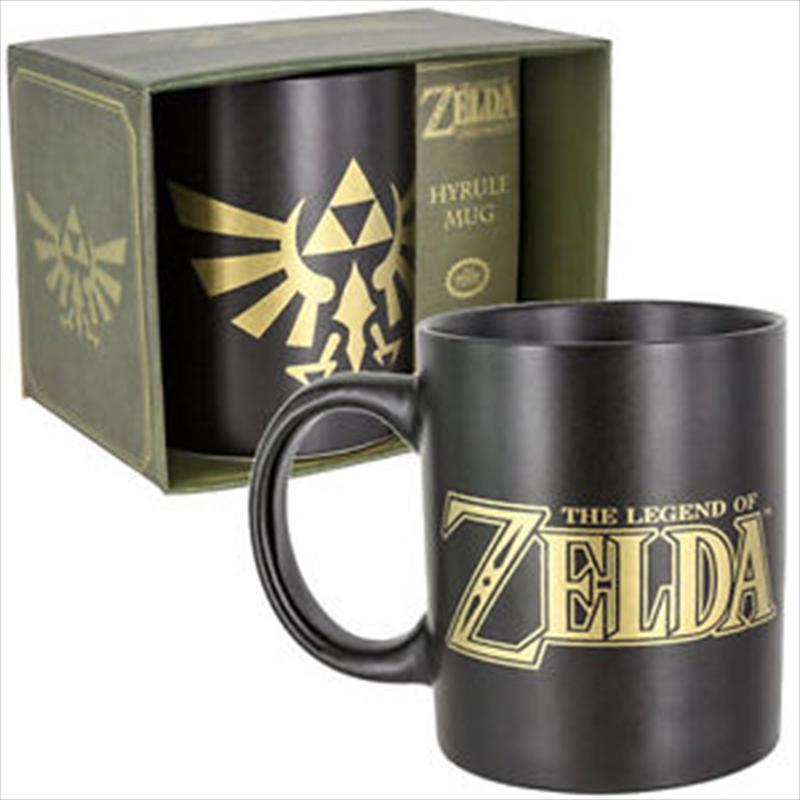 Legend Of Zelda Hyrule Mug | Merchandise