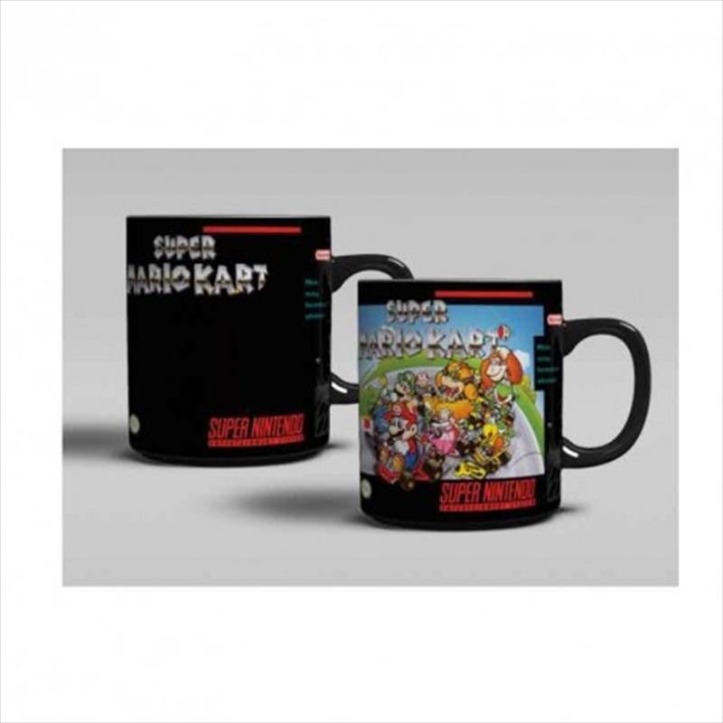 Super Mario Kart Heat Change Mug | Merchandise