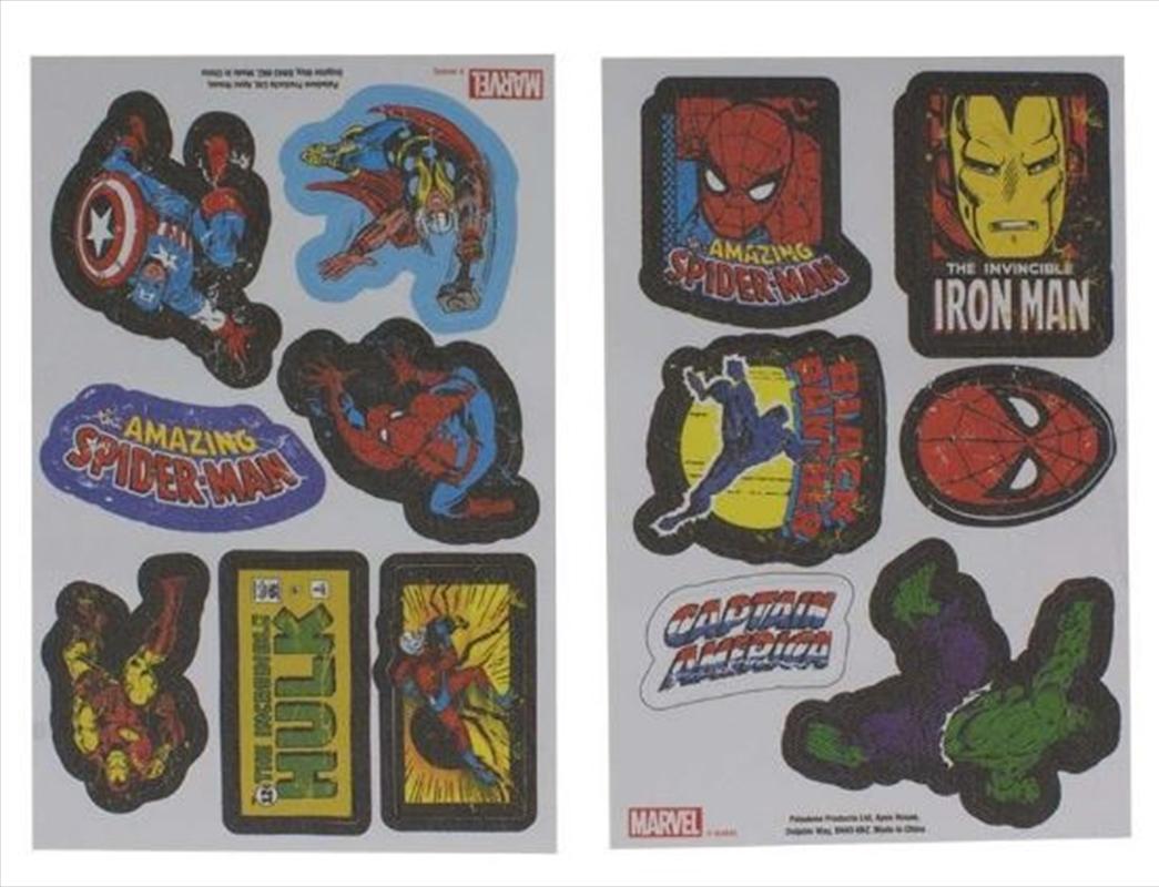 Marvel Iron On Patches | Merchandise