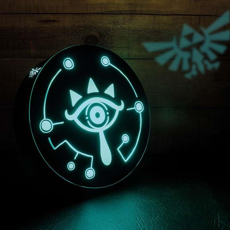Sheikah Eye Projection Light | Accessories
