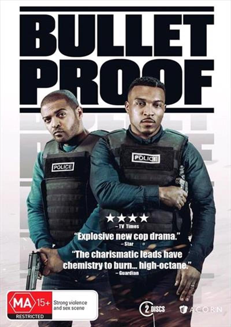 Bulletproof - Season 1 | DVD