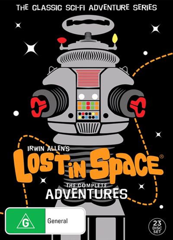 Lost In Space - Season 1-3 | Complete Series | DVD