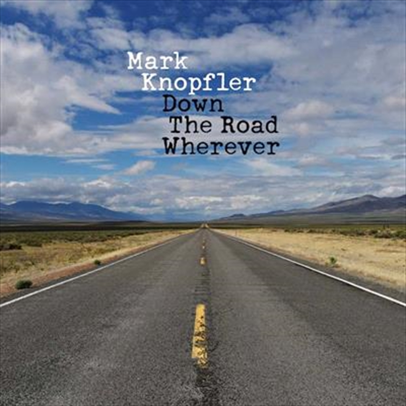 Down The Road Wherever | CD