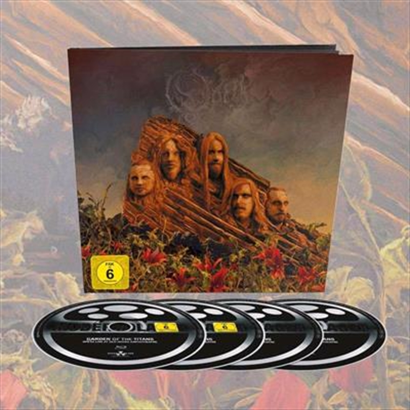 Garden Of The Titans | Blu-ray/DVD