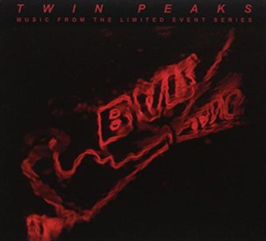 Twin Peaks: Ltd Event Series | CD