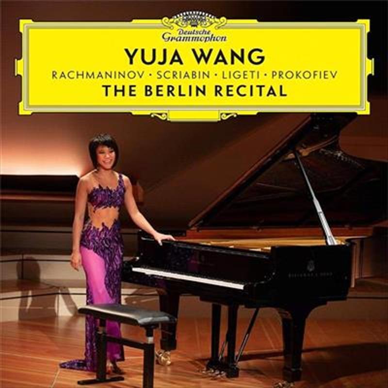 Berlin Recital - Live At Philharmonica Berlin | CD