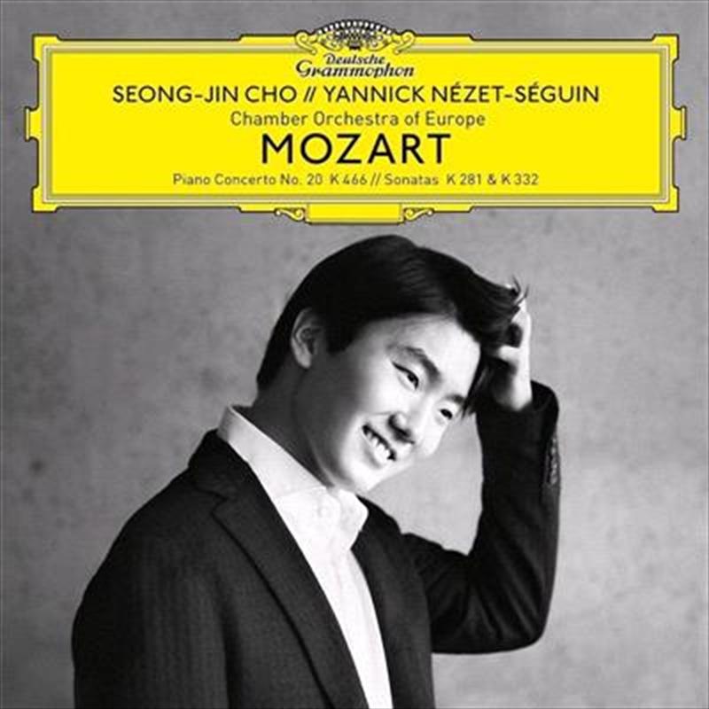 Mozart: Piano Concerto No. 20 And Sonatas   CD