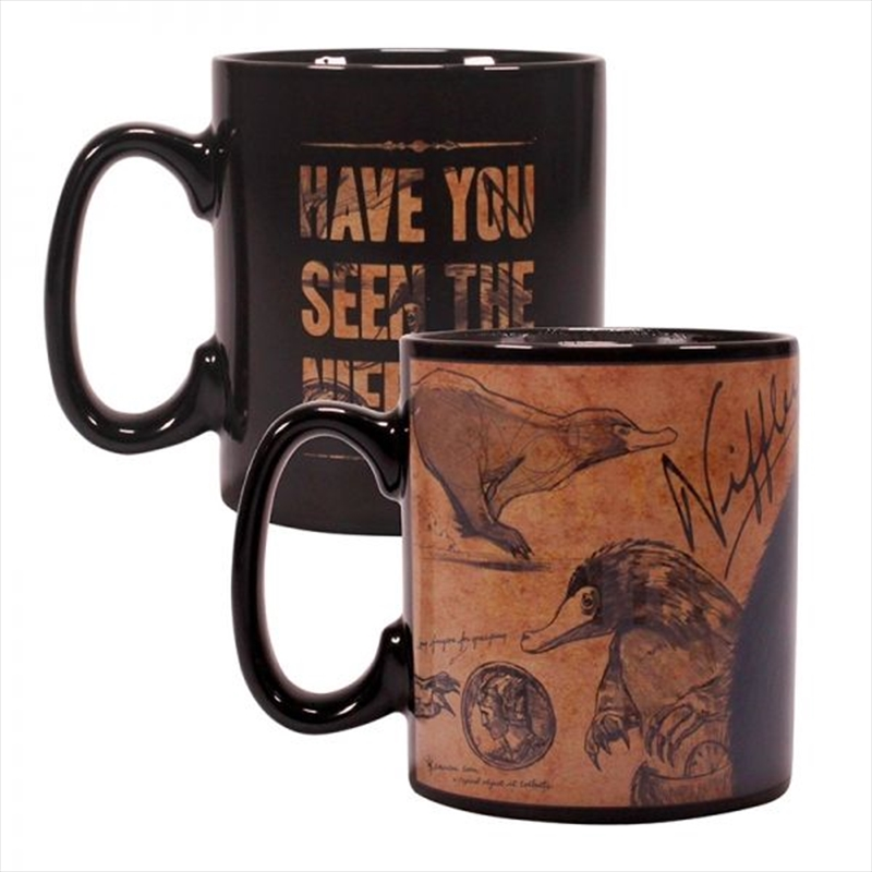 Fantastic Beasts and Where to Find Them - Niffler Heat Changing Mug | Merchandise