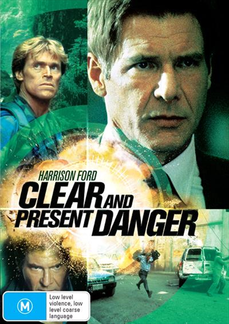 Clear And Present Danger | DVD