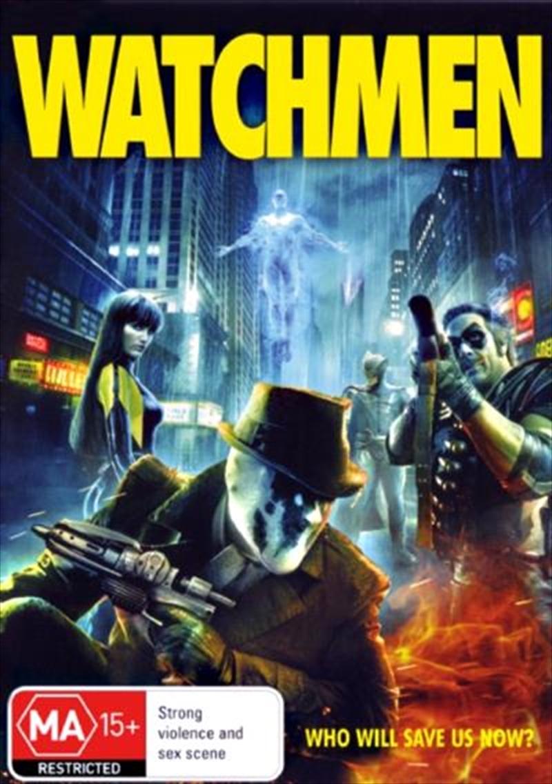 Watchmen | DVD