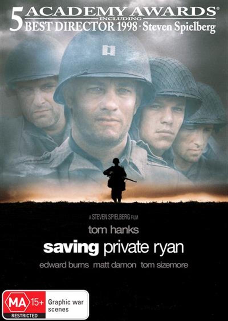 Saving Private Ryan | DVD