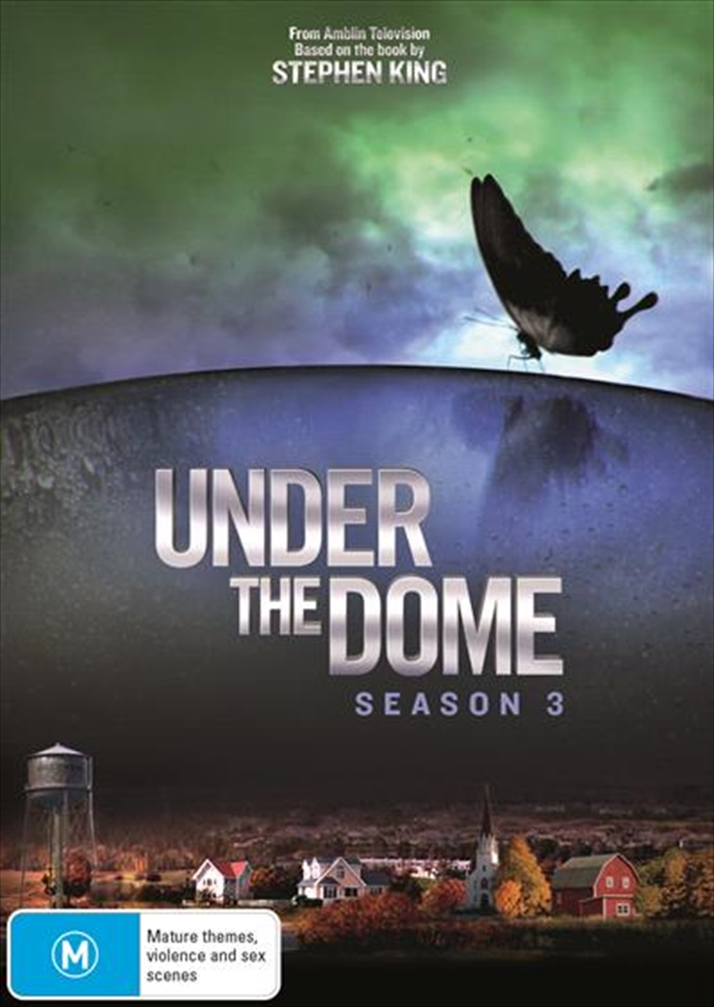 Under The Dome - Season 3 | DVD