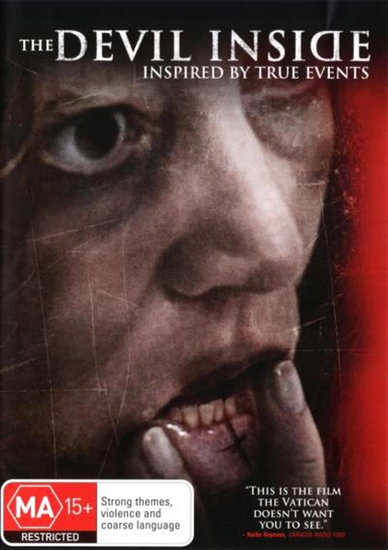 Devil Inside, The | DVD