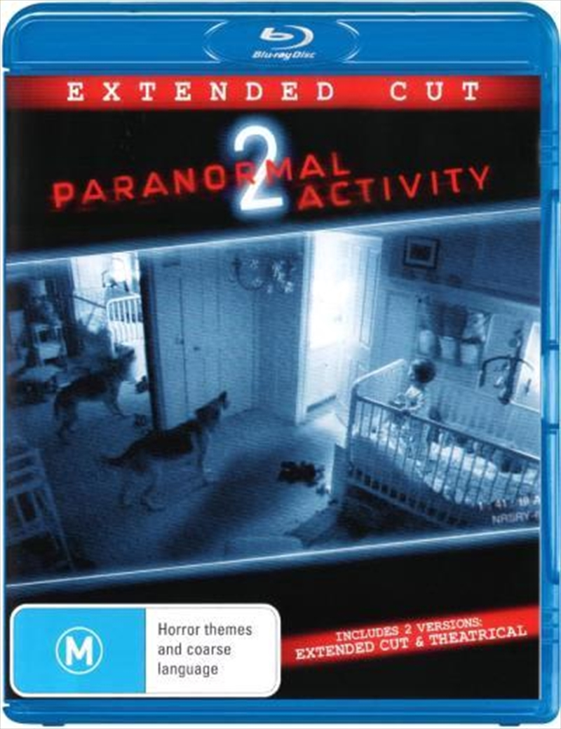 Paranormal Activity 2 | Blu-ray
