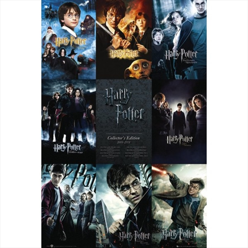 Harry Potter Collection | Merchandise