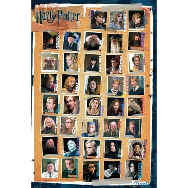 Harry Potter Characters | Merchandise