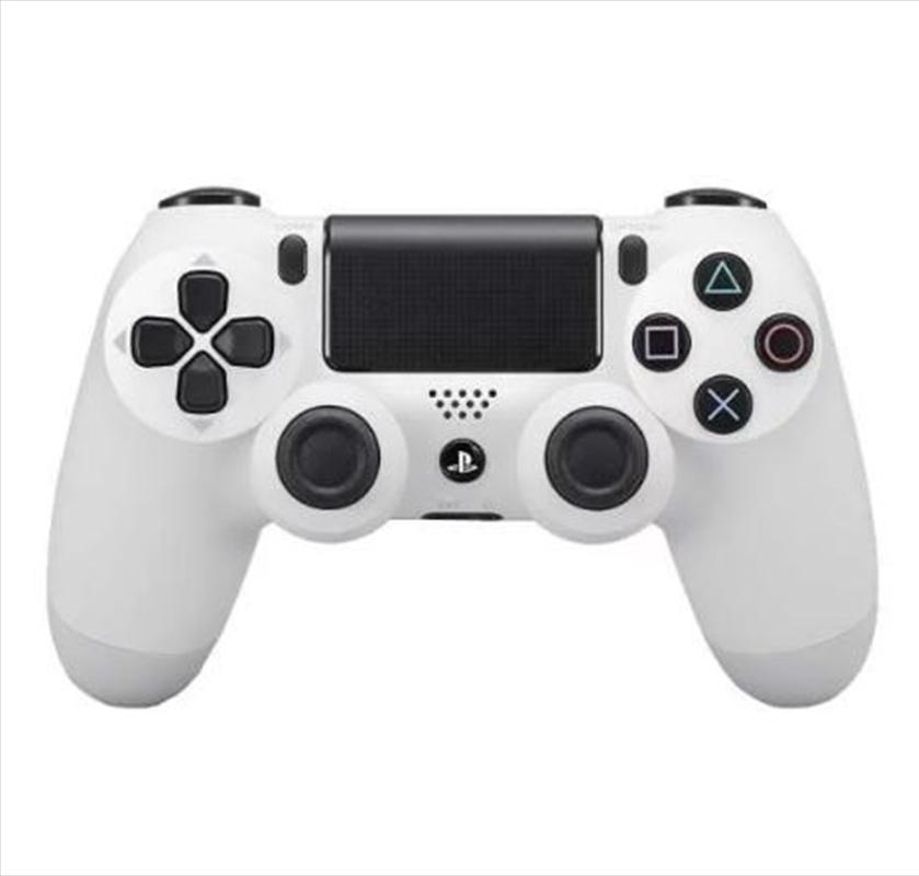 Dualshock 4 Controller White | Games