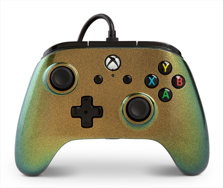 Xbox One Enhanced Wired Controller - Nova | XBox One