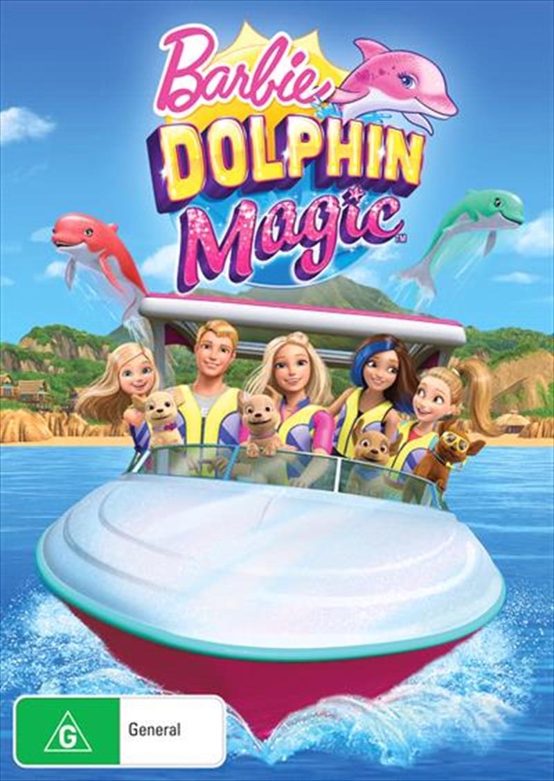 Barbie - Dolphin Magic | DVD