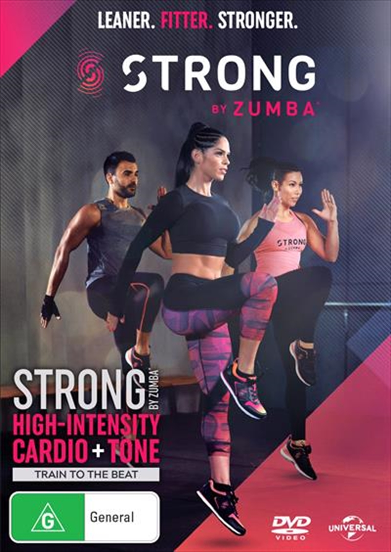 Strong By Zumba | DVD