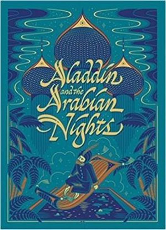 Aladdin and the Arabian Nights | Hardback Book