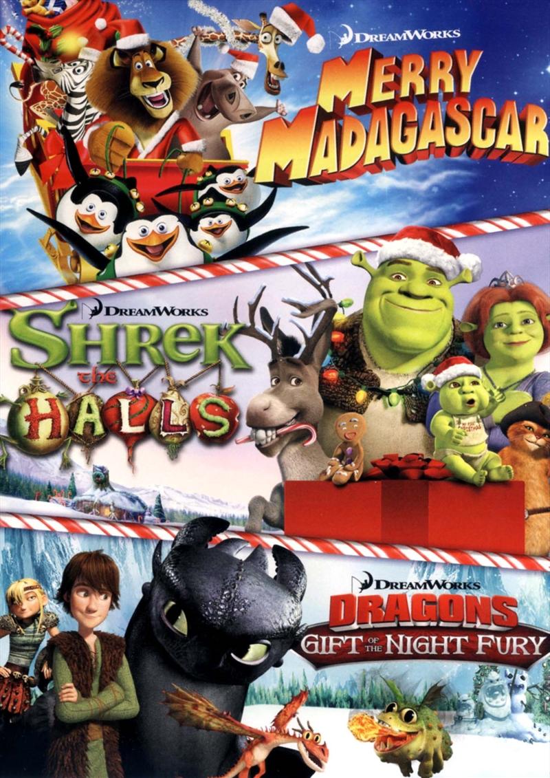 Dreamworks Holiday Classics  International | DVD