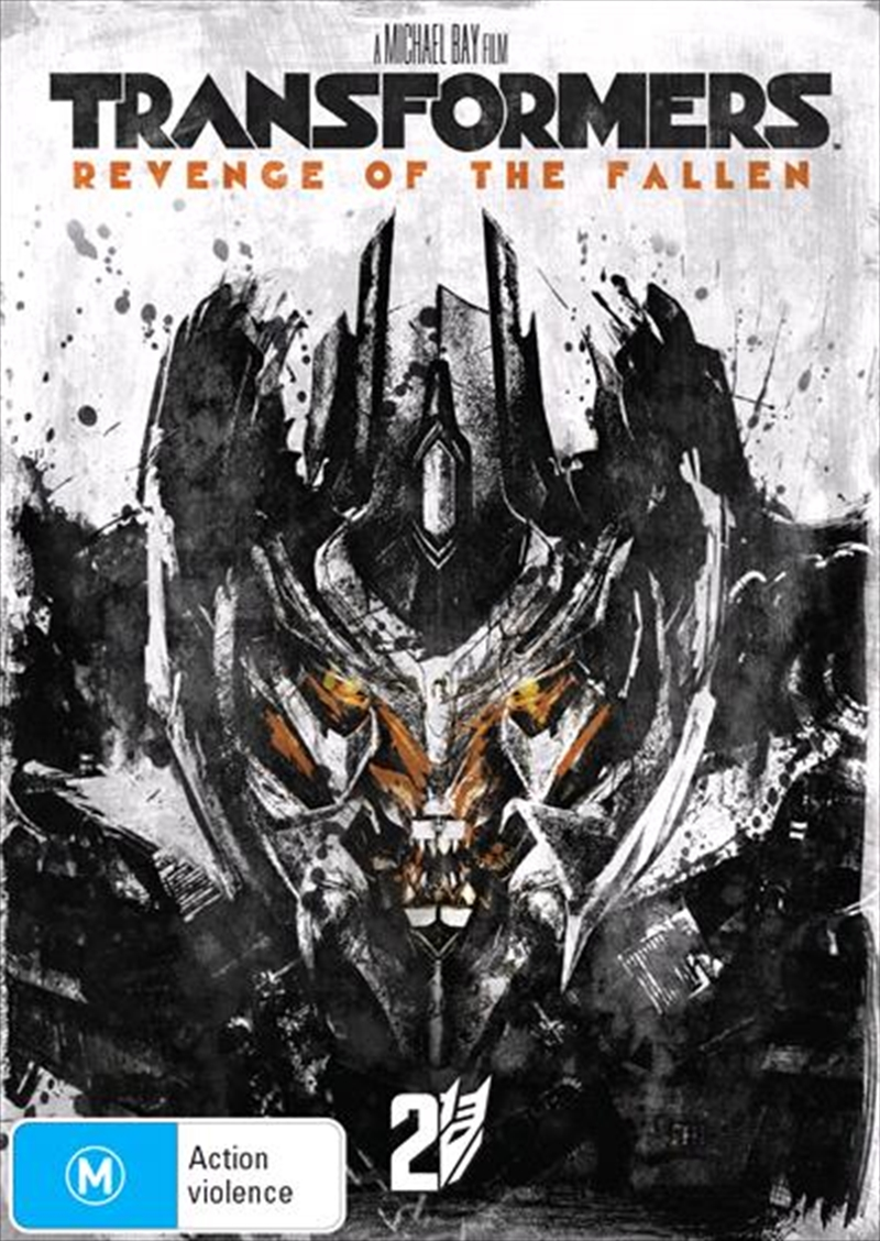 Transformers - Revenge Of The Fallen | DVD