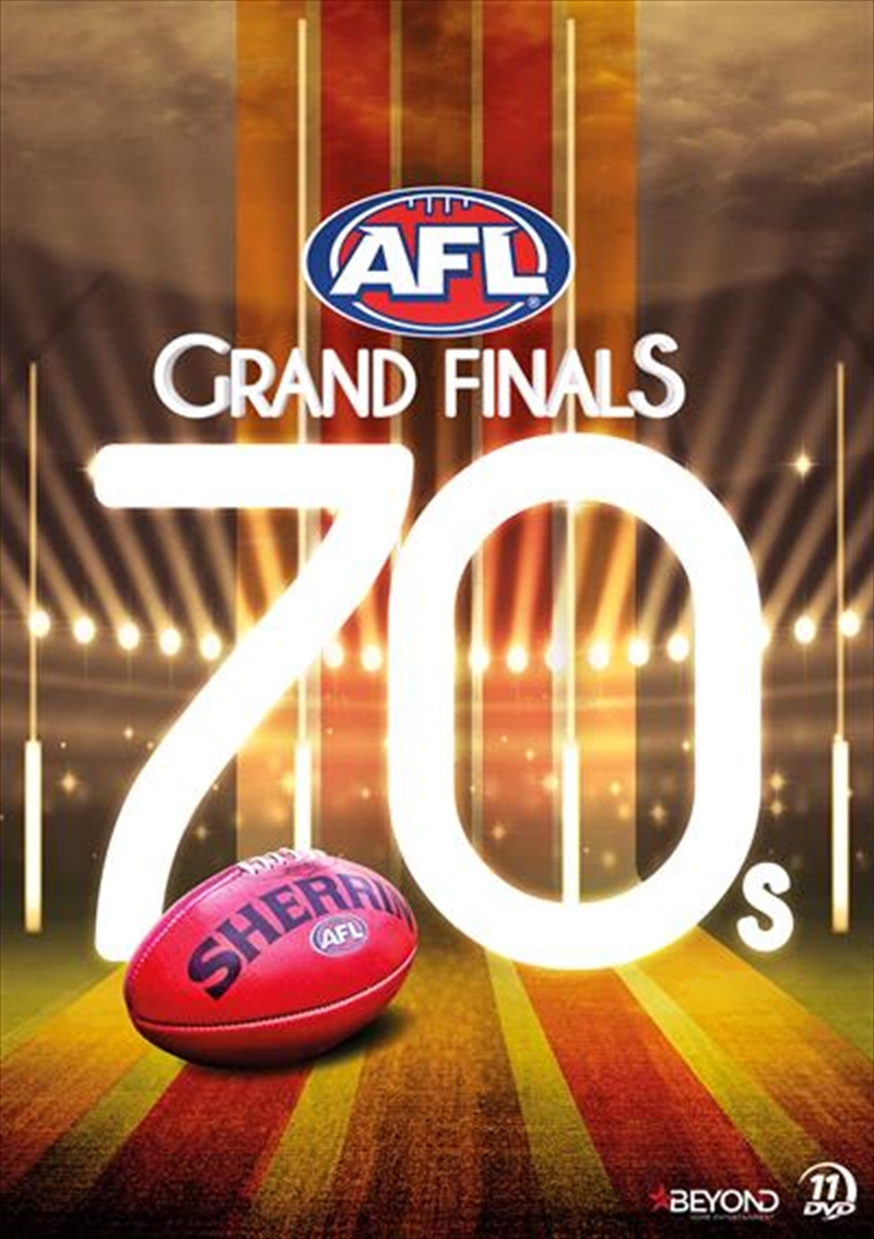AFL - Grand Finals Of The 1970s | DVD