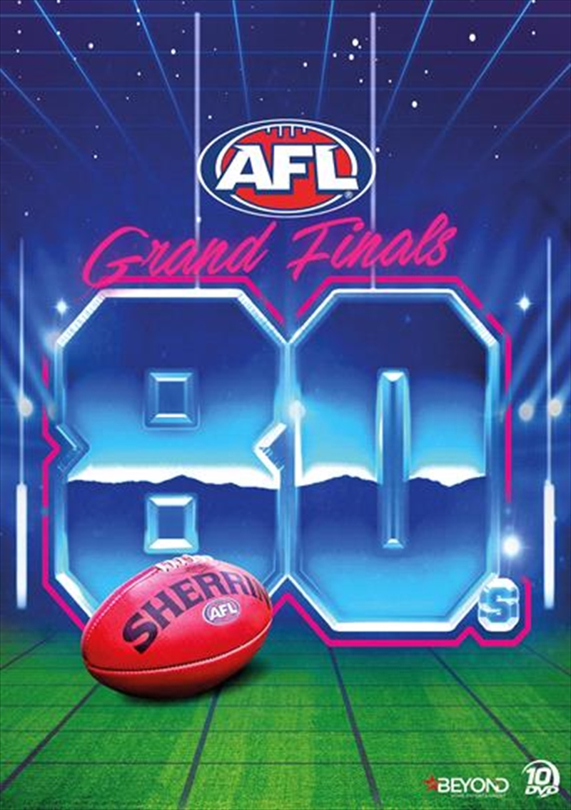 AFL - Grand Finals Of The 1980s | DVD