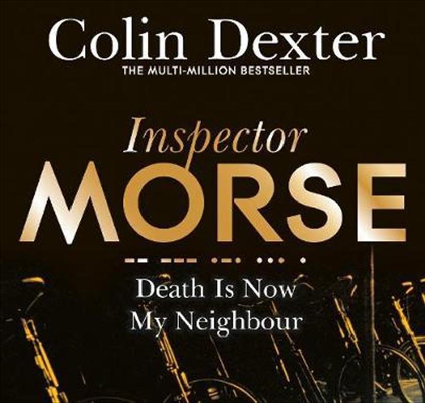 Death Is Now My Neighbour | Audio Book