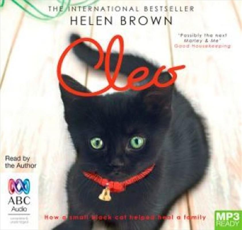 Cleo   Audio Book