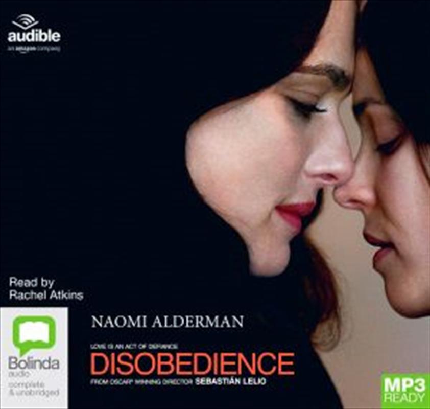 Disobedience | Audio Book