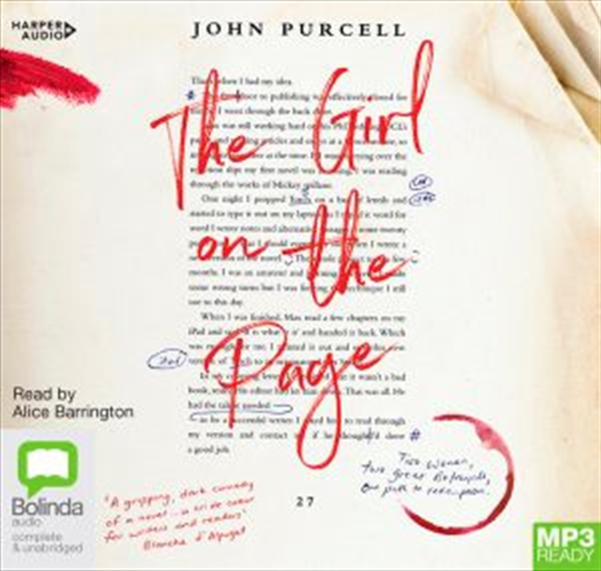 Girl On The Page | Audio Book