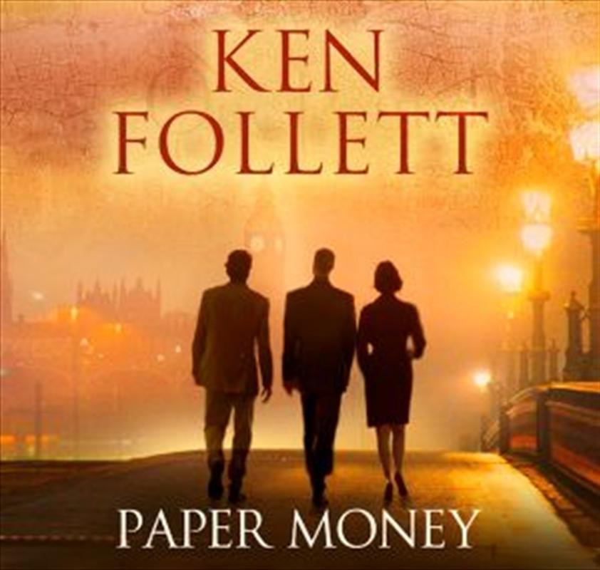 Paper Money   Audio Book
