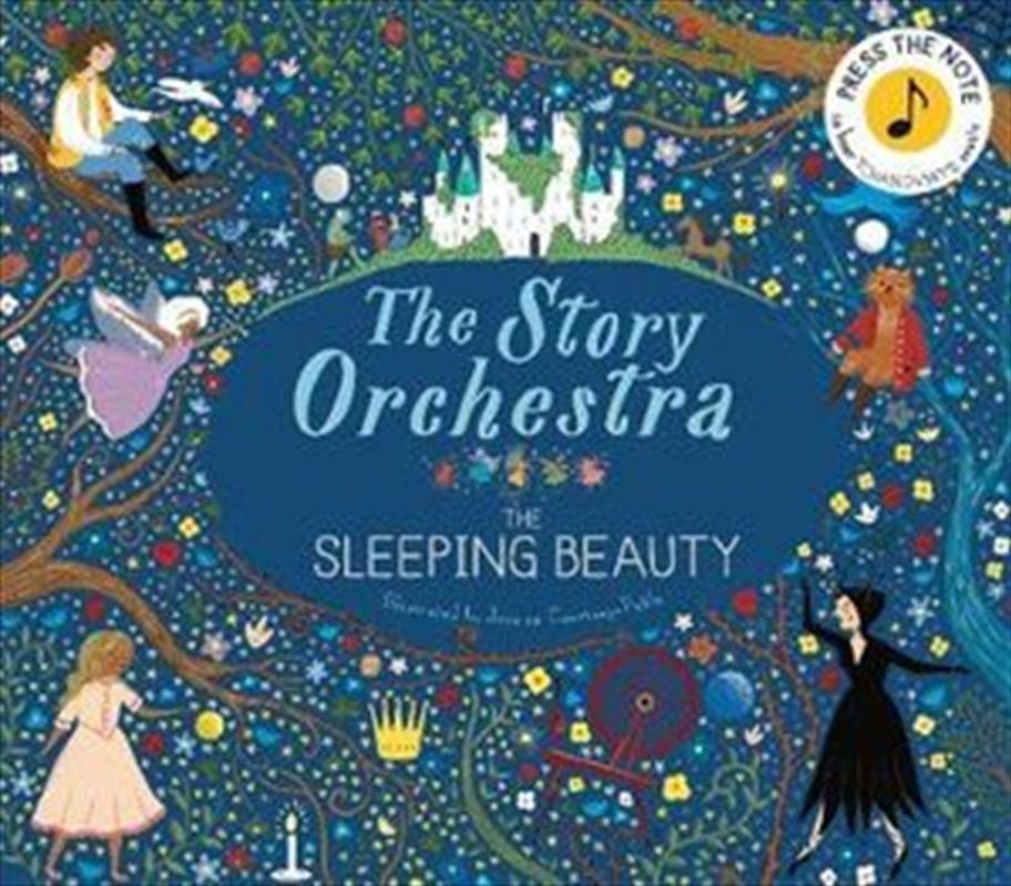 The Sleeping Beauty: Story Orchestra | Hardback Book