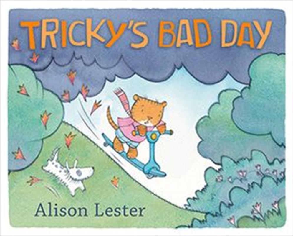Tricky's Bad Day | Hardback Book
