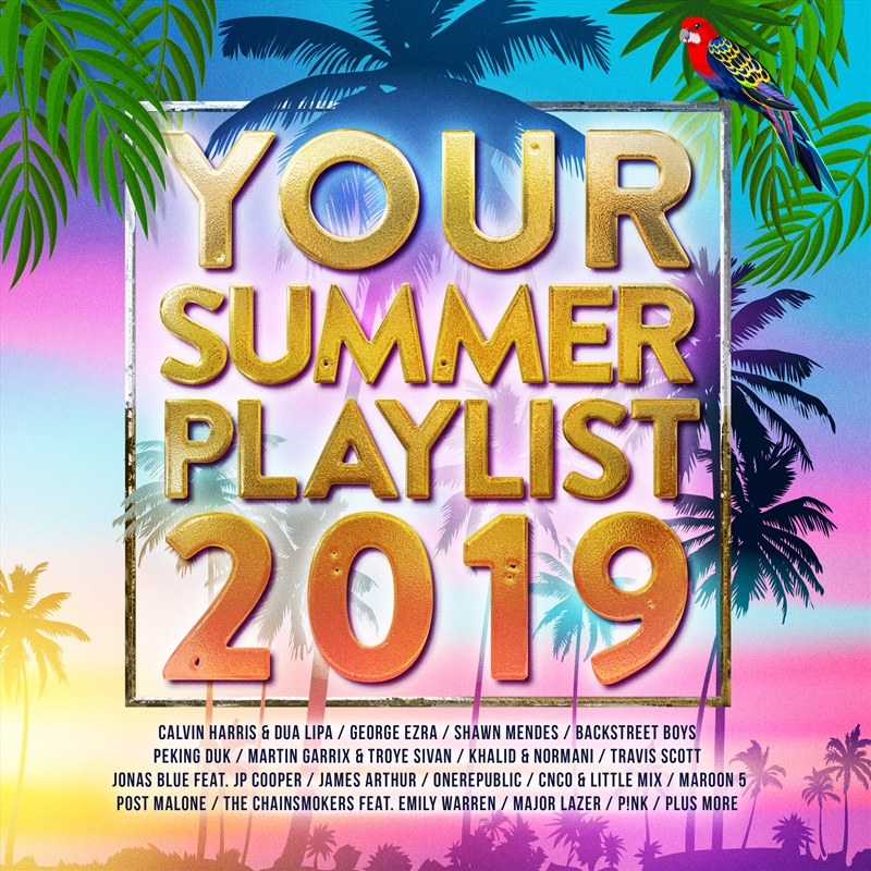 Your Summer Playlist 2019 | CD