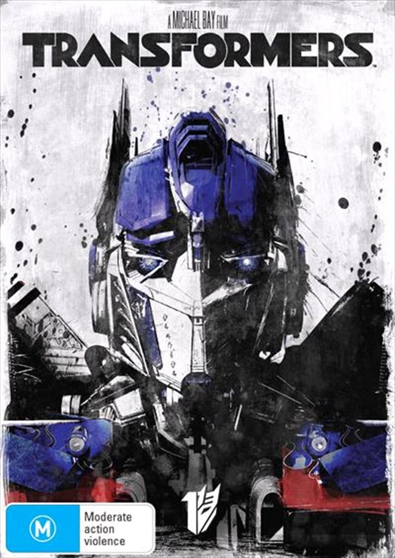 Transformers - The Movie   DVD