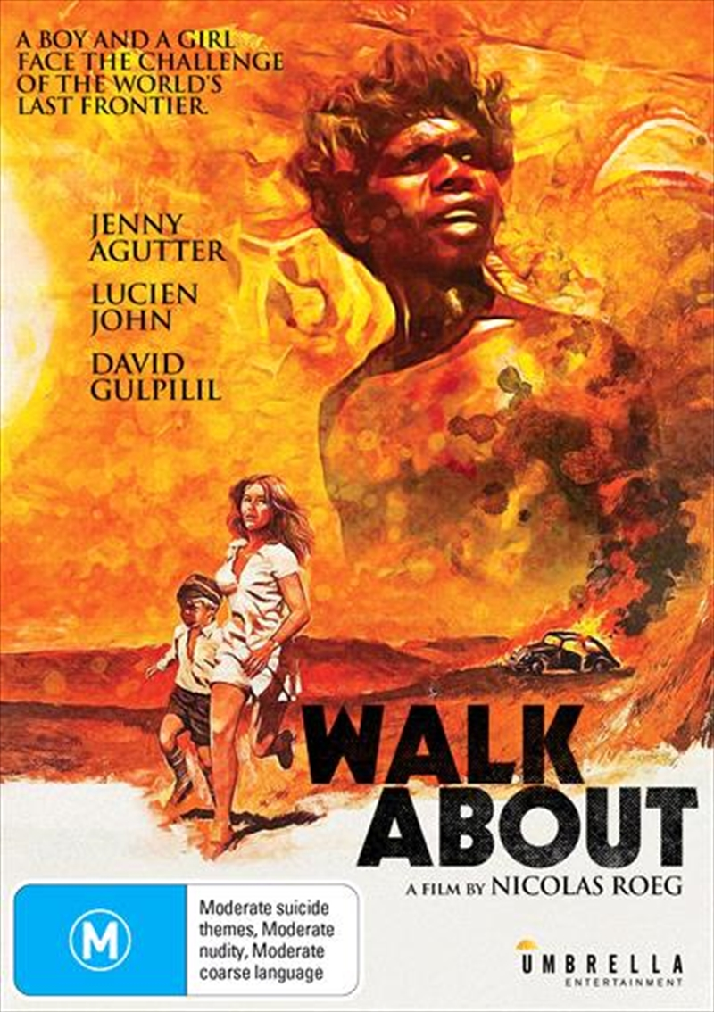 Walkabout | DVD
