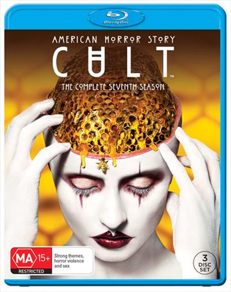 American Horror Story - Cult Season 7 | Blu-ray