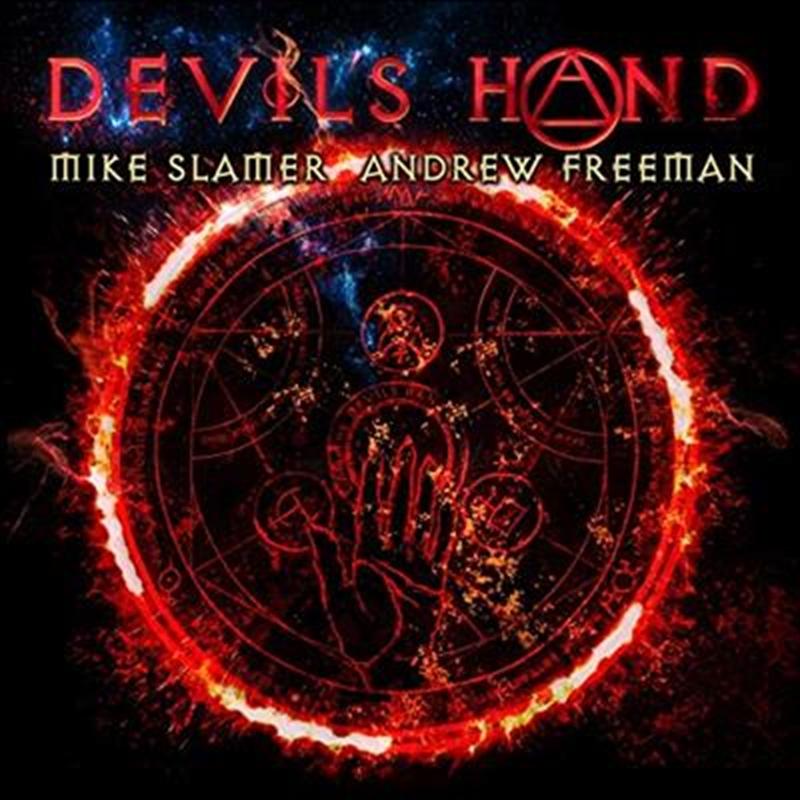Devil's Hand   CD
