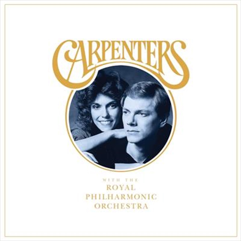 Carpenters With The Royal Philharmonic Orchestra | CD