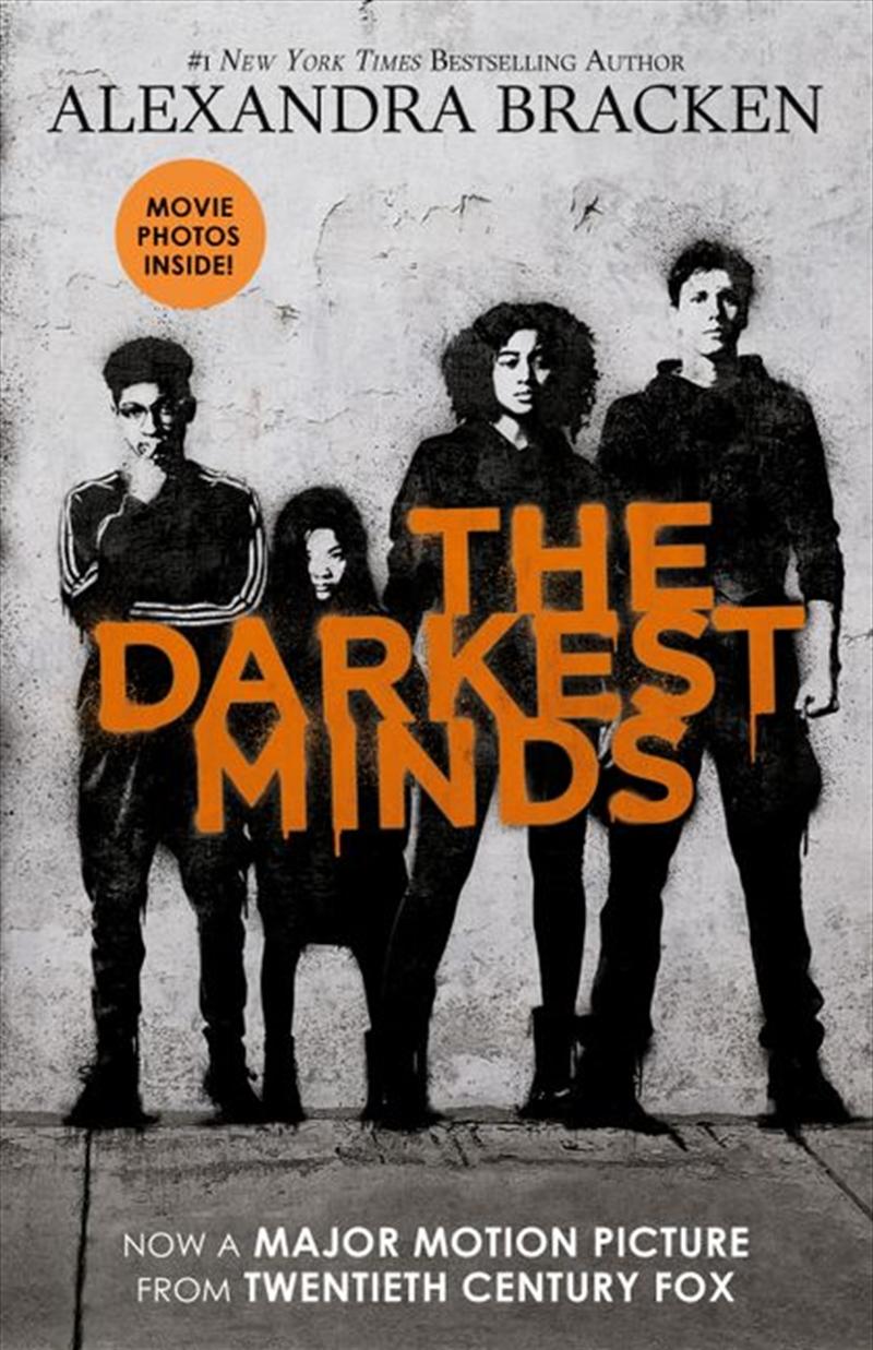 The Darkest Minds Book 1: Movie Tie-in Edition | Paperback Book