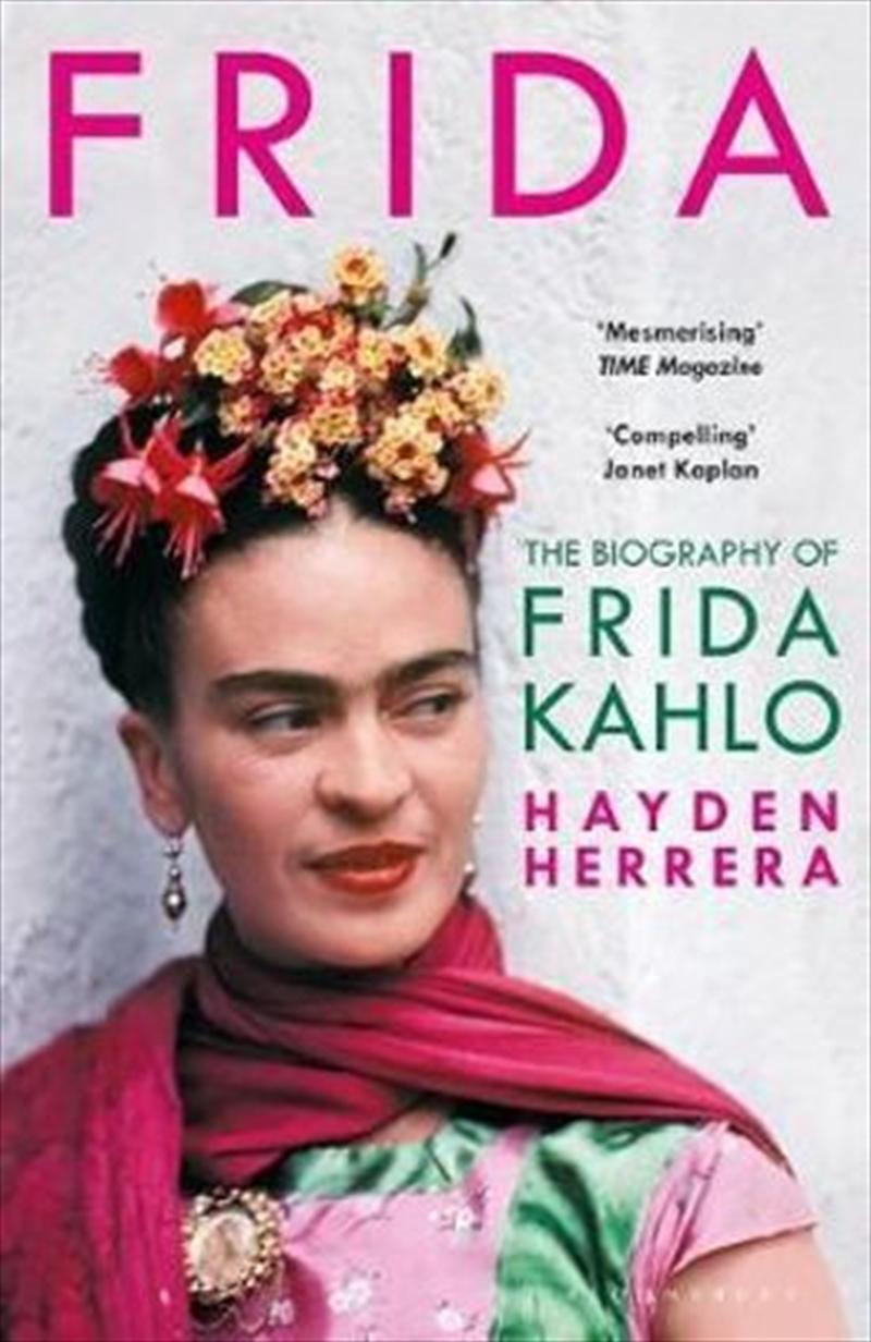 Frida | Paperback Book