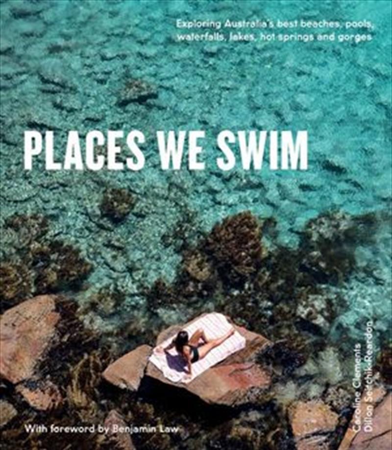 Places We Swim | Paperback Book
