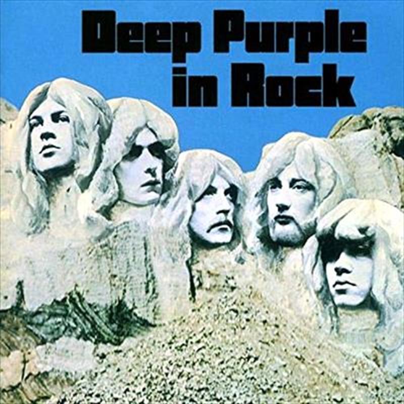Deep Purple In Rock | Vinyl