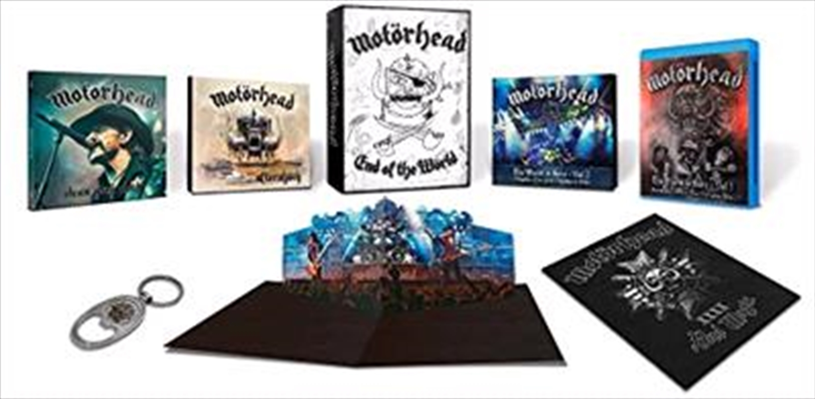 End Of The World | Blu-ray/CD